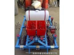手扶车带盖地膜机械 加厚型地瓜地膜覆盖机