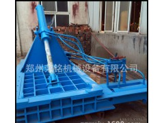 废铁回收设备 废旧金属压块机 金属液压打包机 新型废铁压块机