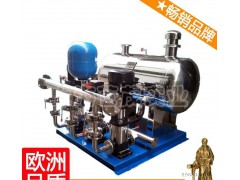 二次恒压供水 矢量变频供水设备 北京无塔供水设备 CXWG隋