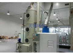 天明不锈钢脱硫设备 水喷淋废气处理 发电机黑烟净化 环保工程