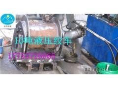 石油钻机提升液压绞车10吨马达规格