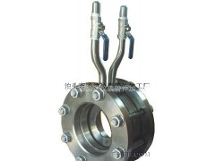 标准孔板流量计  腾达-节流装置孔板流量计