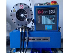 高压油管压管机,液压胶管压管机,钢编高压胶管压管机,油管压管