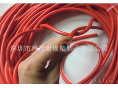 耐高温耐压硅胶管 双层中间夹编织网 真空机耐压硅胶管
