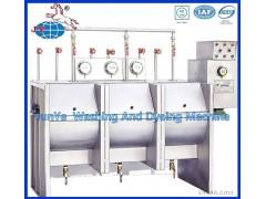 骏业DX-2.4.6型边浆式洗染机,成衣小样染色机