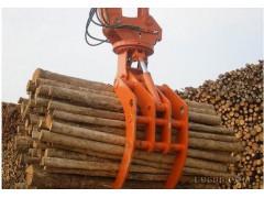 济宁厂家专业生产抓木机  抓草机 旋转抓木机 长臂抓木机