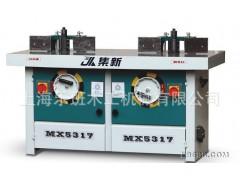 集新MX5317立式双轴木工铣床