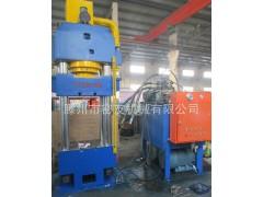 高速精密四柱液压机 四柱锻造成型油压机 多功位自动拉伸液压机