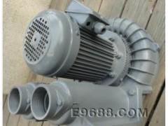 热销除湿干燥设备专用2.2KW环形高压鼓风机 漩涡式吸气泵交