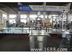 封口机厂家专业生产全自动旋盖机 带理盖器单头旋盖机 专业定制