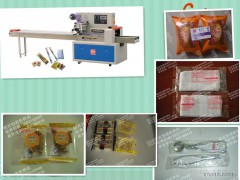方形肥皂枕式包装机,香皂洗簌用品包装机 新款直销 高速多功能大型枕式包装机 药版枕式包装机