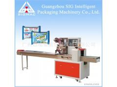 广州知名包装机 玻璃门拉手包装机-五金枕式包装机