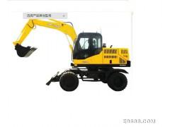 晋工 JGM909L-8轮式挖掘机