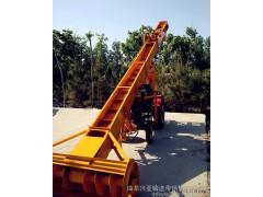 兴亚ZM200修路用扒料机 多用型混凝土装卸铲运机 兴亚散粮铲运机