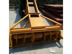 供应砂石运输连续装车用铲运机 码头输送粉状颗粒物连续作业用车