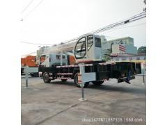 国五凯马12吨 锡柴143马力 12吨汽车吊福田时代 凯捷吊车
