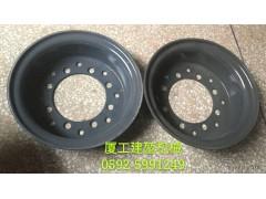 厦工叉车 厦工装载机配件合力杭州3T-3.5T650-10叉车后轮胎轮网