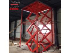 宏基达固定剪叉式升降平台  液压升降货梯 升降机