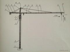 【供应QTZ40(4808)塔机】 塔吊厂家 塔机厂家 塔式起重机厂家