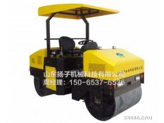 山东扬子机械供应座驾压路机 YZYL 3.0 振动压路机 小型压路机厂家