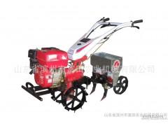 1WG-4    微耕机  旋耕作业  土壤耕整地机械