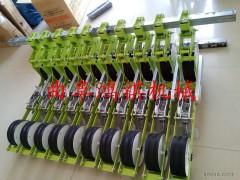 贺州 4行谷子播种机 四行娃娃菜播种机 小型播种机械