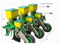 一力多功能玉米播种机,免耕精密播种机,播种机械