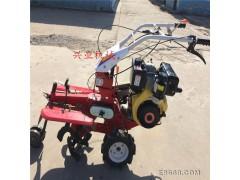 厂家供应  果园开沟整地机械   大葱开沟培土机 微耕机田园管理机