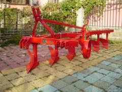 耕整地机械14,重型悬挂六铧犁