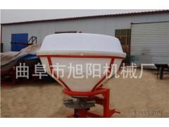 水旱两用农用追肥机 大面积农田化肥抛撒机 车载式施肥机械效率高