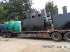 库伦旗舜创sc 医院污水处理设备 ,一体化污水处理设备