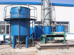 四方环保印染污水专用微浮选净水器 净水设备 135-6366-1218