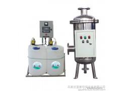 盈都70m3/h 全程水处理器(防腐除垢杀菌)