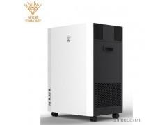 品牌钻石空气净化器KJ750H01Z室内空气净化器除雾霾除异味空气清新机活氧空气净化器