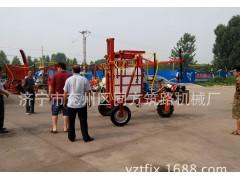 新式自走打药机 农田植保机械 大面积农作物喷药设备