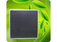 活性炭过滤器板式 废气吸附装置