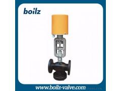 博尔兹(boilz)Fig680 电双导向法兰调节阀 高品质染色机调节阀