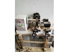 淄博批量加工机械圆珠磨圆机小型念珠机木珠机