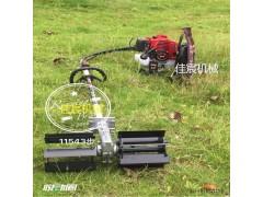 中阳县割草机  背负式割灌机   结构原理