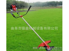 园林绿化小型轻便灵活好用的侧挂式割草机 高品质割灌机