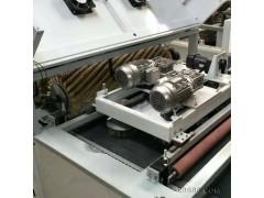 供应曲面密度板打磨机 橱柜衣柜板材盘式砂光机