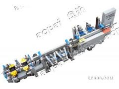木工机械自动木线两侧磨光机  砂光机 AP-CW -4S4W