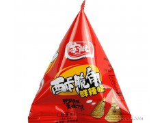 直销三角包包装机  朱古力糖包装机 巧克力豆包装机 封口机