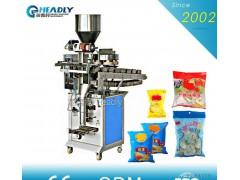 半自动立式包装机 多功能包装机设备 麦片包装机 核桃粉包装机