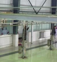 乌市改用机械屠宰牛羊 保证肉品质量安全