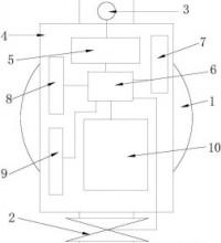 专利丨一种智能显示感应水表