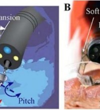 新型微型机械臂让微创手术更灵活安全