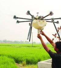 9项农用遥控飞行器应用标准将制定