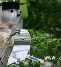 响应现代农业发展步伐 农用机器人应运而生