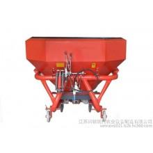 闪锐 2F-1100离心式双圆盘撒肥机 施肥机械 撒肥机 撒肥机厂家 撒肥机械批发